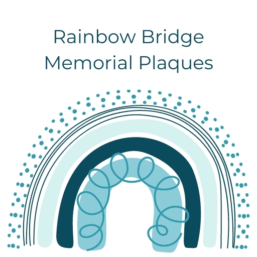Rainbow Bridge Memorial Plaques